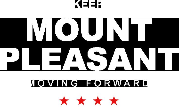 Keep Mount Pleasant Moving Forward logo